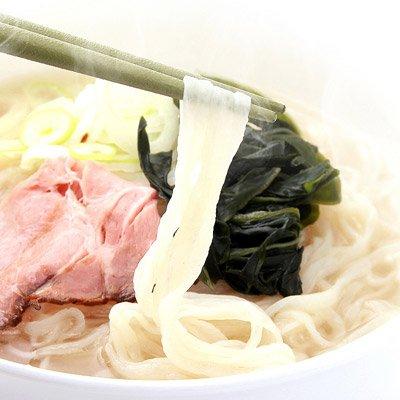 こんにゃくラーメン10食ギフトセット ケーフーズ生田目 地場産米粉を使ってカロリーオフ