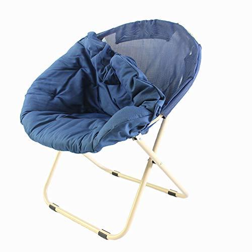 Faonl Moon Chair Sun Chair Klapstoel Chaise Longue groot balkon binnen slaapkamer vrije tijd Klapstoel Pigra E