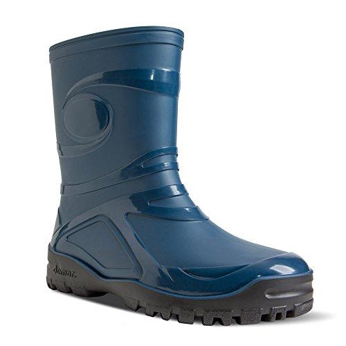 demar. Gummistiefel Regenstiefel für Freizeit, Garten etc. Young-2 (40, dunkelblau)