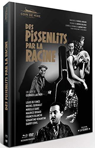 Des Pissenlits par la Racine [Edition Prestige Limitée Numérotée blu-ray + dvd + livret + photos + affiche]
