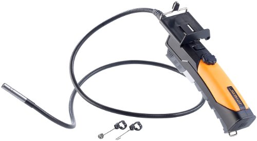 Somikon Endoskop-Kamera iOS: WiFi HD 720p Endoskop-Kamera EC-100.WiFi mit Smartphone-Halterung, 1 m (Android-Endoskop-Kameras)