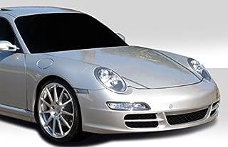 Extreme Dimensions Duraflex Replacement for 1999-2004 Porsche 911 Carrera 996 997 Carrera Front End Conversion Kit - 3 Piece