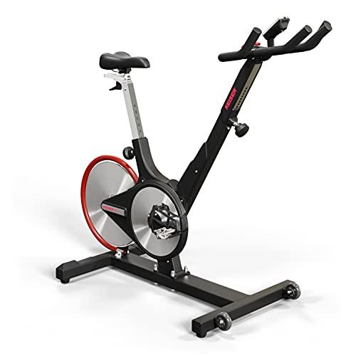 Keiser M3bicicleta estacionaria entrenador bicicleta estática, Negro (Raven Black)