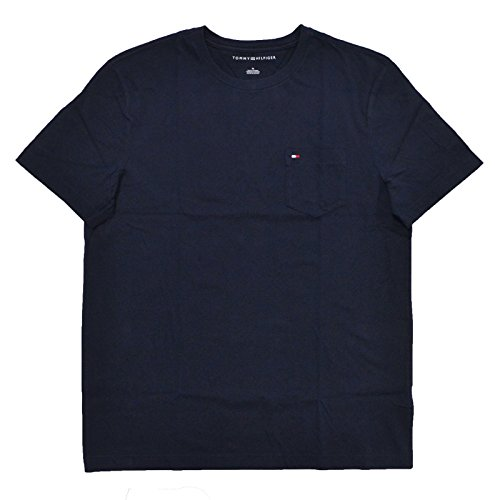 Tommy Hilfiger Heren Crew Neck Pocket T-Shirt