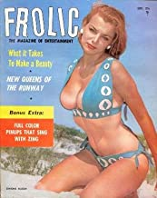 Frolic - December 1957: Vintage Girlie Magazine - Cheesecake Pics