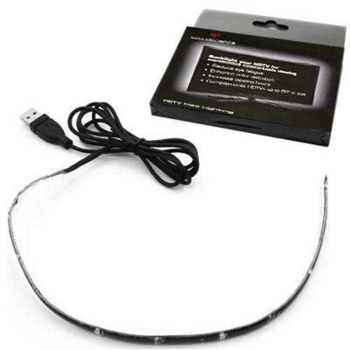 Antec Bias Lighting for HDTV with 51.1-Inch Cable (Reduce eye fatigue and increase image...