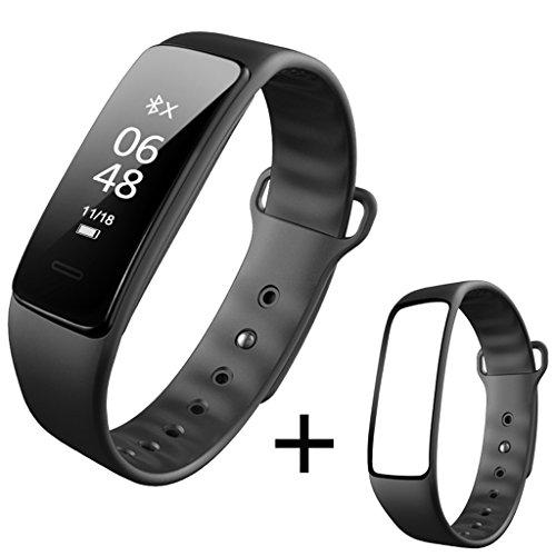 Purchase DSWDA Intelligent Sports Bracelet Heart Rate Rhythm Blood Pressure Smart Watch Clock Step S...
