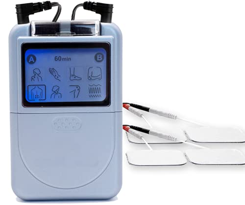 stimio TENS-Gerät - einfache Bedienung zur effektiven Schmerzbehandlung