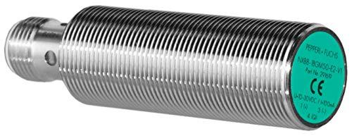 Fuchs Induktiver Sensor 10-30 V 100 mA NO 3-Draht DC Pepperl Induktive N/äherungsschalter NXN25-30GM50-E2 25 mm PNP Schlie/ßer