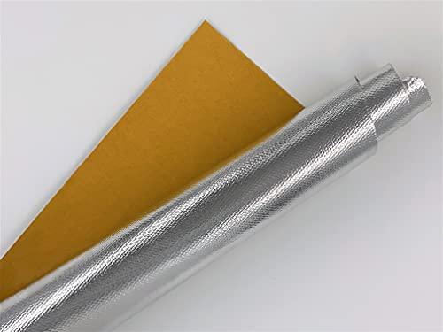 Silent Sport™ Hitzeschutzfolie selbstklebend/Hitzeschild/Heat Reflecting Foil
