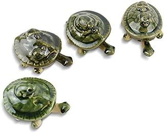 KT Feng Shui Design Set of 4 Ceramic 3