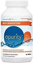 Best opurity bypass multivitamin Reviews