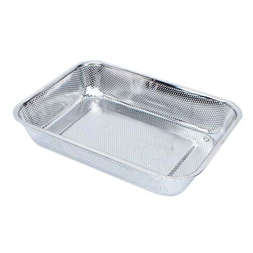 Sale!! Stainless Steel Vegetable Fruit Drain Basket small size