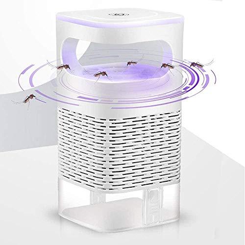 tian tian baby Elektrischer Mückenvernichter Tragbare USB-Insektenlampe Mückenlampe mit UV-Licht Mückenlampe mit 7 LED-Leuchten Für Schlafzimmergärten im Innenbereich