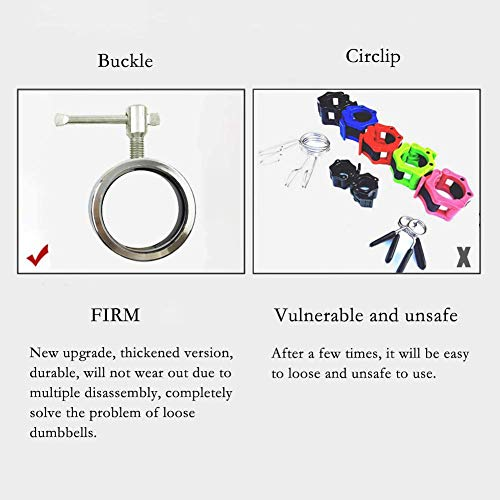 Fox Claw Stainless Steel Barbell Collars