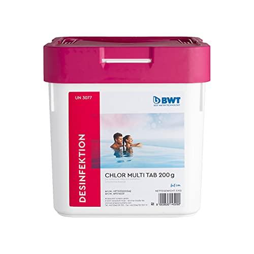 BWT Chlor Multi Tab (200gr) 5kg