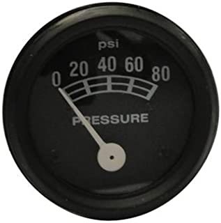 Complete Tractor 1107-0557 80Lb Oil Pressure Gauge (for Ford New Holland Tractor - Fad9273A)