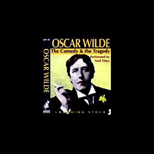 Oscar Wilde audiobook cover art
