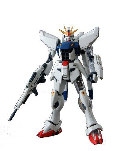 Gundam F-91 Gundam F91 with Extra Clear Body parts MG 1/100 Scale