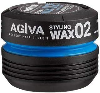 Agiva Hair Wax 02 Strong Hold + Keratin 175 ml