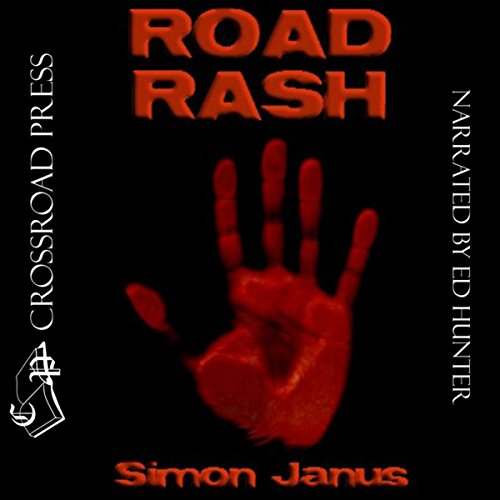 Road Rash audiobook cover art