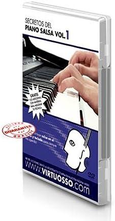 Virtuosso Salsa and Latin Rhythm Method for Piano Vol.1 (Curso De Piano Salsa