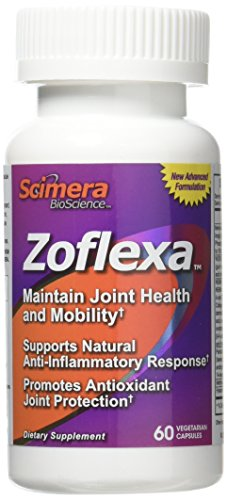 Scimera BioScience | ZOFLEXA | Joint & Cartilage Health | Natural Anti-Inflammatory | 60 Capsules
