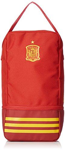 Adidas Bolsa para Zapatillas de Deporte Unisex Niño, Color Rojo