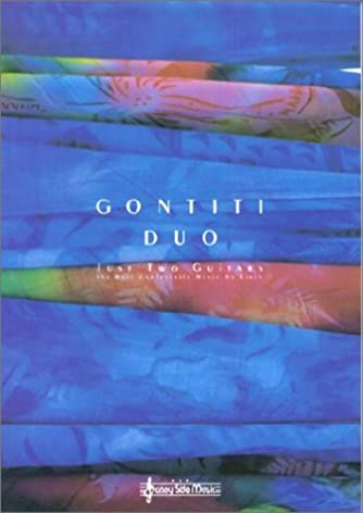 GONTITI DUO~Just Two Guitars~ ギター完全コピー譜(楽譜)