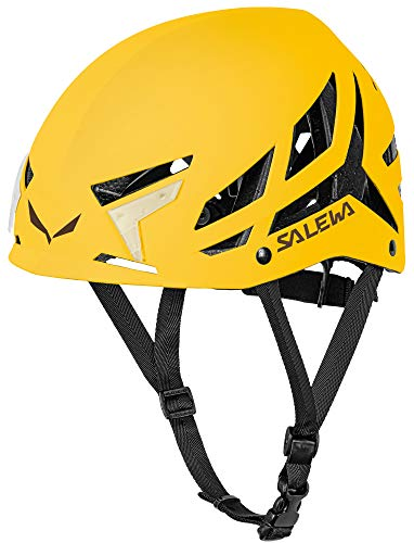 Salewa VAYU Helmet - Helm, Unisex, Gelb, L/XL