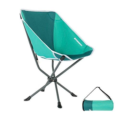 FUNDANGO(ファンダンゴ) アウトドア チェア キャンプ 折りたたみ椅子 ビーチ コンパクト ガーデン 庭 9C1021 (緑)
