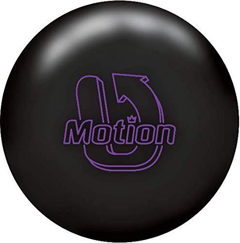 Brunswick U-Motion Bowling Ball - Deep Dark Purple 15lbs