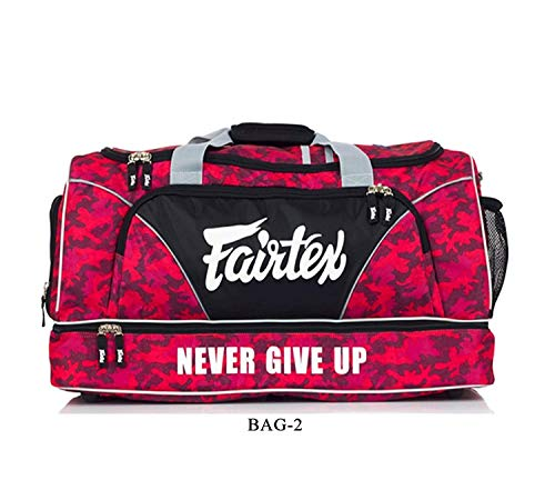 Fairtex Gym Bag Gear Equipment