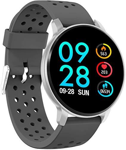 Denver Smartwatch 'sw-170', grijs/zilver