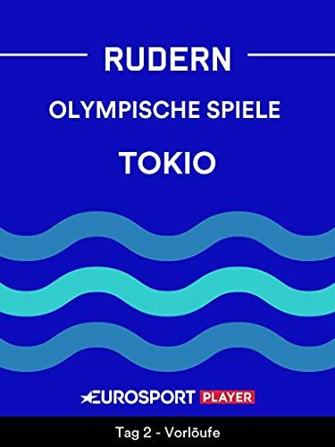 Rudern: Olympische Spiele in Tokio (JPN)
