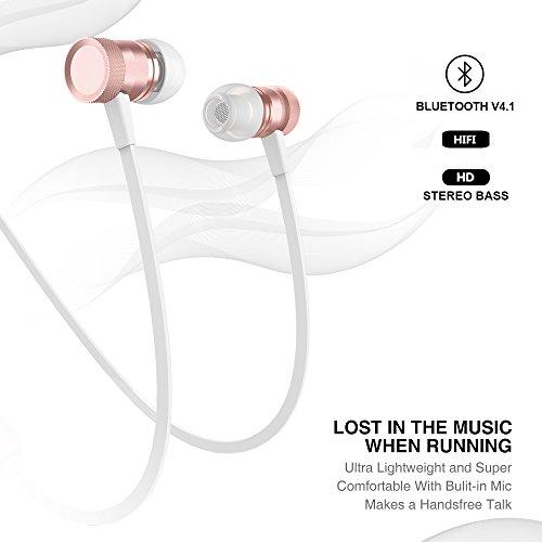 Picun Bluetooth Kopfhörer kabellos IPX4 kaufen  Bild 1*
