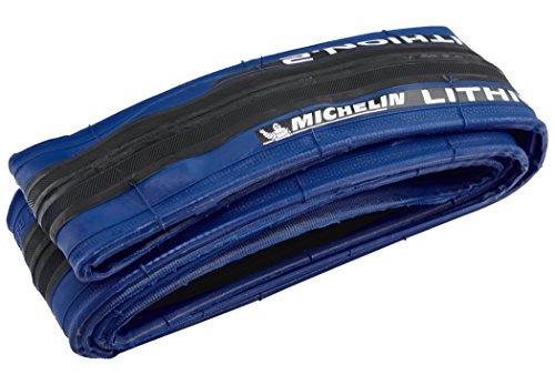 Michelin LITHION.2 - Cubierta de Bicicleta lithion 2 700x23 Azul v2