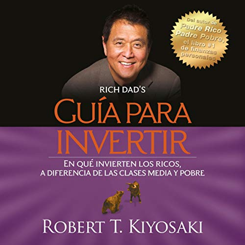 『Guía para invertir [Investment Guide]』のカバーアート