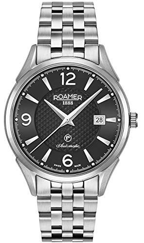 Roamer 550660 41 54 50 - Orologio da polso Uomo, Acciaio inox, colore:...