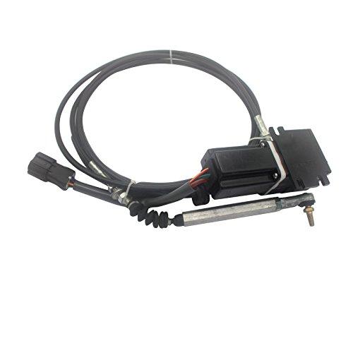 Actionneur Accel 22B-43-11142 - SINOCMP - Moteur d'accélérateur à prise carrée pour Komatsu PC78UU PC128UU PC228 PC228US-2 PC228US-1