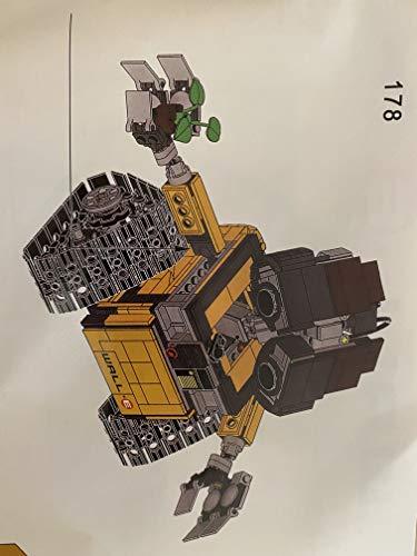 WALL.E Building Block Set STEM