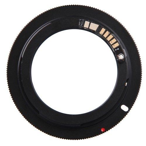 Compre show Adattatore Obiettivo per TAKUMAR M42 A Canon EOS EF EFS