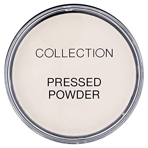 Colección número 3Pressed Powder, translúcido