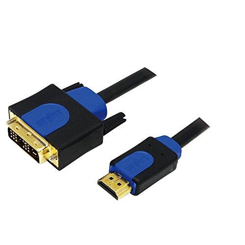 Logilink CHB3110 HDMI-kabel (19-polig, 10m)