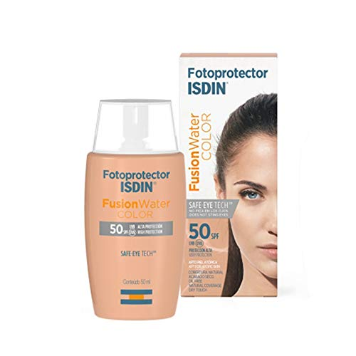 Isdin Fotoprotector Fusion Water Color SPF 50 50 ml