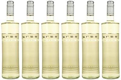 Bree Riesling Qualitätswein, 6er Pack (6 x 750 ml)