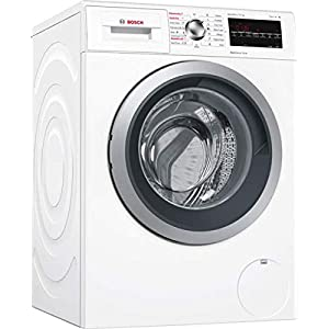 Bosch WVG30462GB Serie 6 Freestanding Washer Dryer, 7kg/4kg load, 1500rpm spin, White