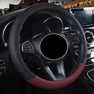LCZCZL Fundas de rueda de coche para P-e-u-g-e-o-t todos los modelos 4008 RCZ 308 508 301 301 307 2008 3008 206 408 5008 607 (color: rojo vino, tamaño: gratis)