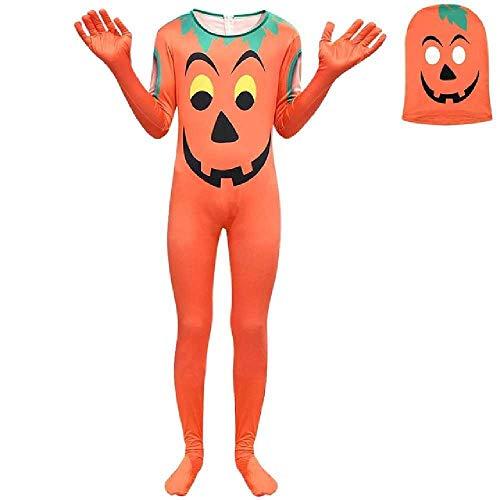 zhuao mannen en vrouwen spelletjes nieuwe oranje vogelverschrikker, Halloween partij schedel vogelverschrikker, Scary schedel vogelverschrikker kostuum
