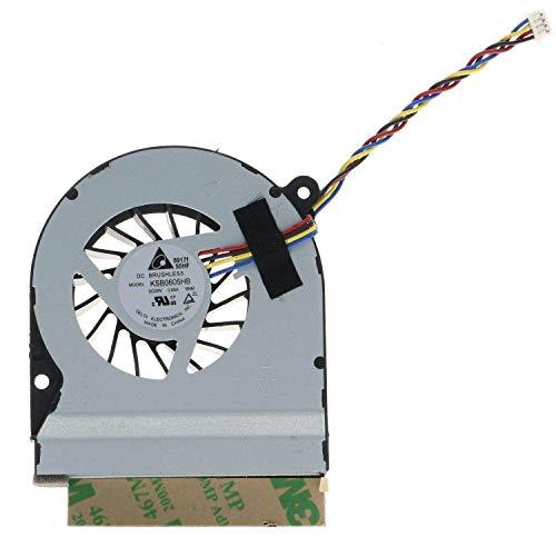 Ellenbogenorthese-LQ Ventilador de CPU nuevo ventilador de refrigeración de CPU para Intel NUC Kit NUC6i7KYK KSB0605HB-BNM 1323-00U9000 Accesorios.